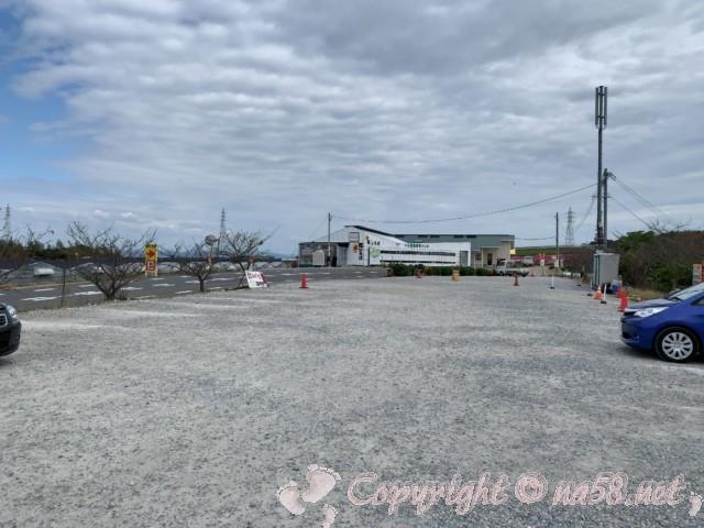 「観光農園花ひろば」(愛知県南知多町)100台無料駐車場