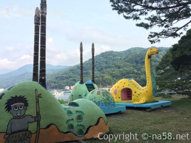 御浜岬公園(静岡県沼津市)の遊具