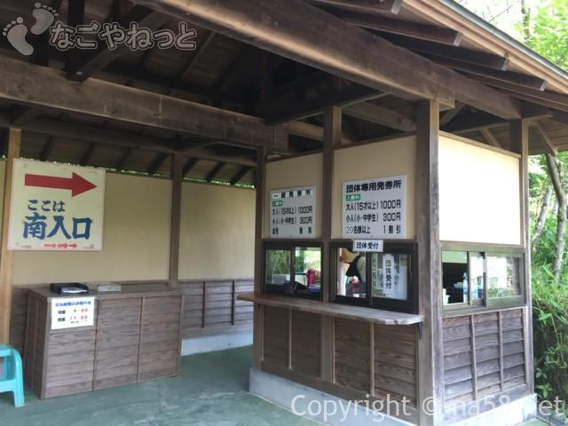 可睡ゆりの園(静岡県袋井市)南入り口