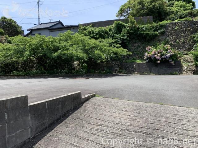 大慈寺(だいじじ)志摩のあじさい寺(三重県志摩市)の駐車場