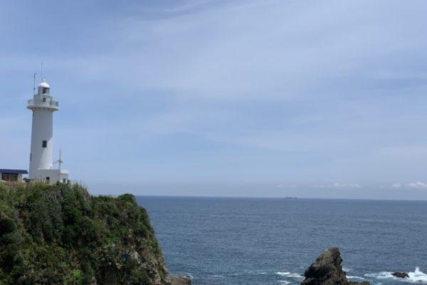 大王埼灯台の駐車場料金・ランチ/本真珠の穴場かも(三重県志摩半島の東南端)