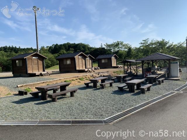 大師の里周遊コース、ふれあい里の宿泊施設(三重県多気町)