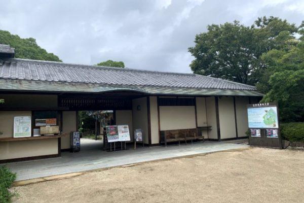 【白鳥(しろとり)庭園】料金と時間/茶室ランチカフェは?(名古屋市熱田区)