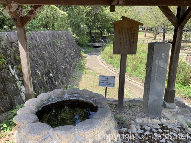 輪中の農家(木曽三川公園の北ゾーン)岐阜県海津市・井戸
