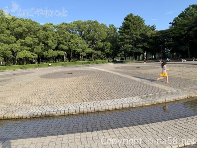 庄内緑地公園(名古屋市西区)の大噴水