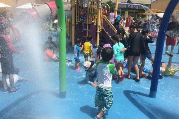 「オアシスパーク」水遊びとBBQ!家族で一日楽しい楽園!(岐阜県各務原市)