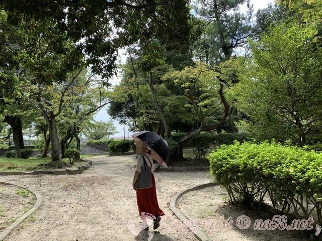 清洲公園(愛知県清須市)園内散策