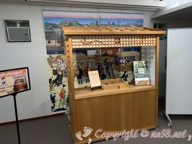 ミツカンミュージアム(愛知県半田市)内のフォトスポット