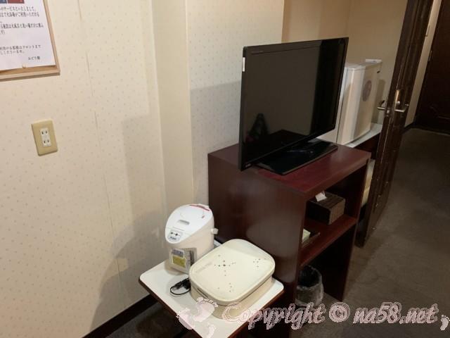 「みどり館」愛知県半田市、ツインの部屋、設備