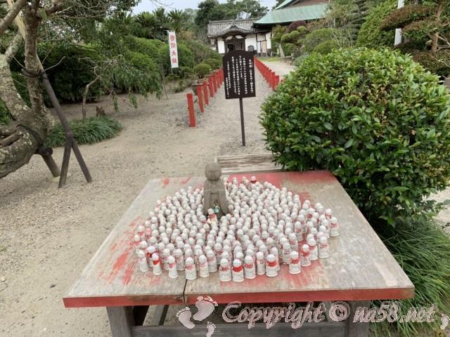 野間大坊(愛知県知多郡美浜町)客殿への道のりお砂踏み