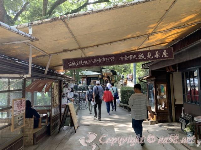 岡山後楽園(岡山県岡山市)岡山城を眺めながら食事ができるお店数件