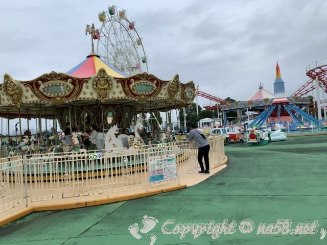 神戸フルーツフラワーパーク大沢(神戸市)、おとぎのくに遊園地のりもの