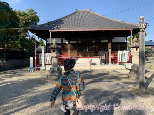 愛知県蟹江町の「龍照寺」