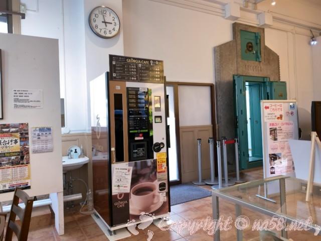 津島市観光交流センター(愛知県津島市)喫茶スペース