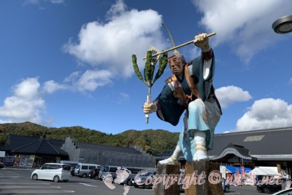 鹿肉・馬肉料理を手軽に「道の駅 信州新野千石平」で(長野県阿南町)