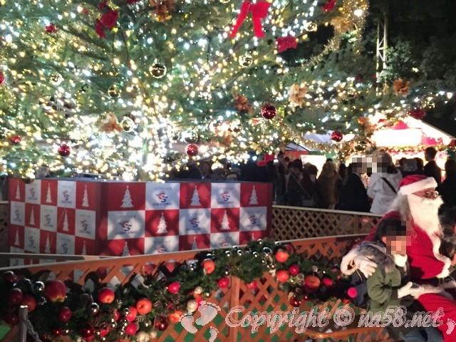 名古屋クリスマスマーケット(中区久屋大通り公園)2019年12月