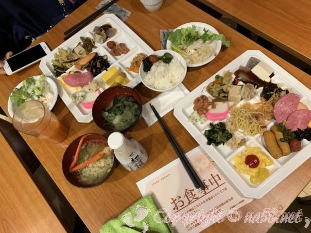 伊東園ホテル熱海館(静岡県熱海市)充実した食べ放題の朝食