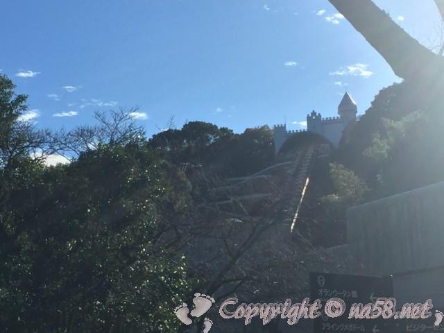 静岡市立日本平動物園(静岡県静岡市)ふしぎな森の城