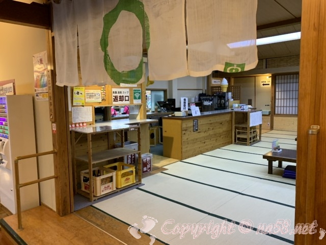 川根温泉、ふれあいの泉、(静岡県島田市)お食事処「萌」