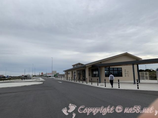 「道の駅とよはし」愛知県豊橋市、情報提供施設