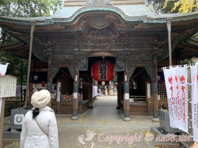 豊川稲荷(愛知県豊川市)景雲門