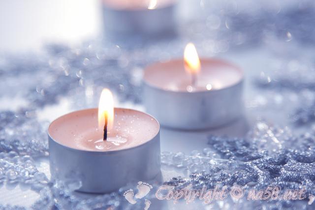 クリスマスデート、イルミネーションのイメージ画像