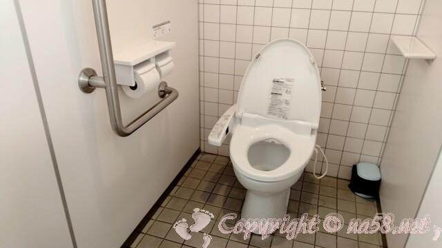 道の駅池田温泉(岐阜県池田町)のトイレ設備