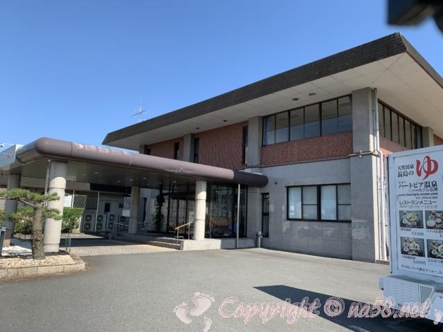 ニューハートピア温泉ホテル長島(三重県桑名市)ホテルの外観