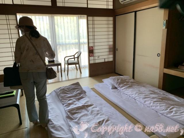 「ニューハートピア温泉ホテル長島」一般客室
