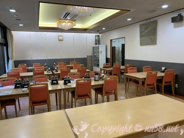 「ニューハートピア温泉ホテル長島」レストラン