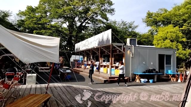 名古屋城BBQパーク 会場の設備