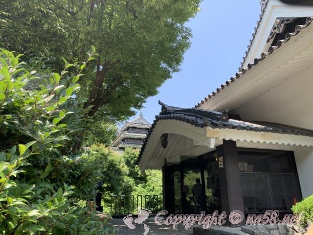 西尾市歴史公園(愛知県西尾市)の隣の資料館