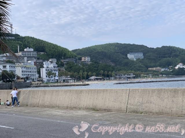 吉良ワイキキビーチ(宮崎海水浴場)愛知県西尾市吉良町