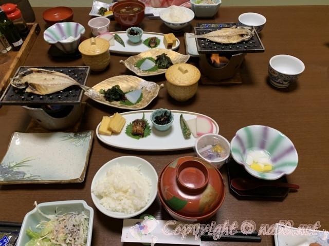 渚のリゾート「竜宮ホテル」(愛知県西尾市吉良町)朝食