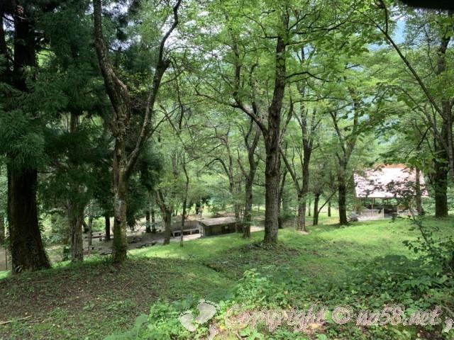 世界遺産・五箇山合掌造り集落(富山県)総合案内所・五箇山合掌の里からの道のり