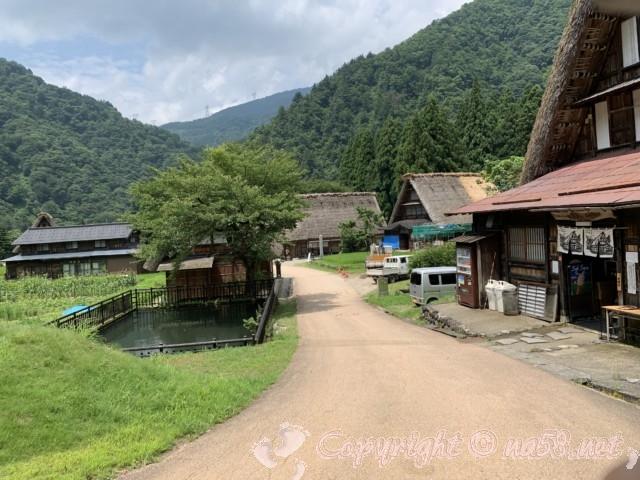 世界遺産・五箇山合掌造り集落(富山県)