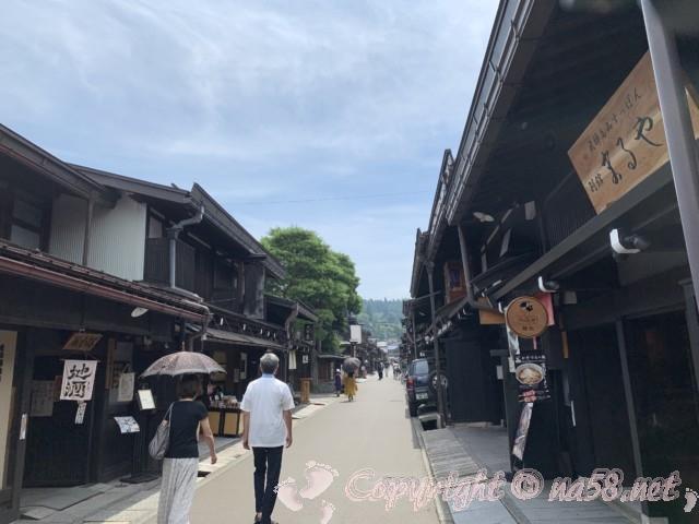 高山古い街並み保存地区(岐阜県高山市)散策
