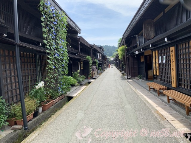 高山古い街並み保存地区(岐阜県高山市)散策 酒蔵や旅館