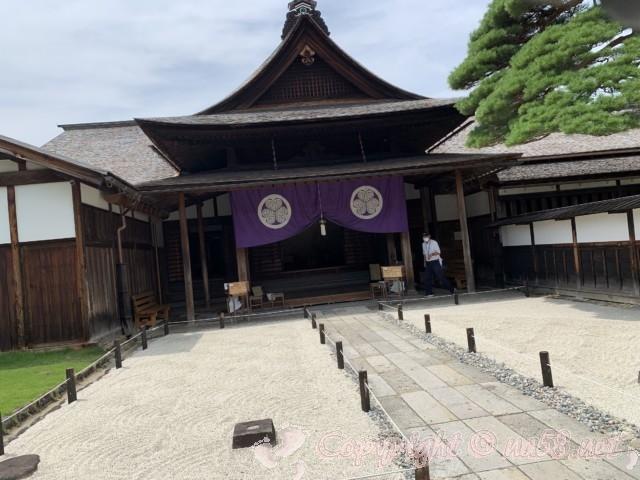 高山陣屋(岐阜県高山市)玄関