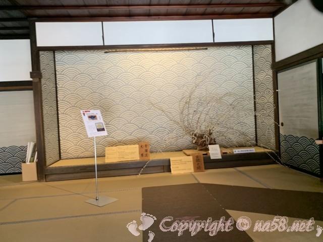 高山陣屋(岐阜県高山市)玄関の間