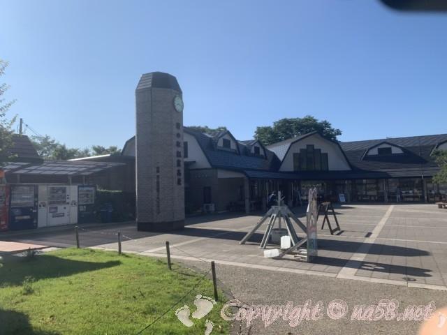 「道の駅朝霧高原」(静岡県富士宮市)外観