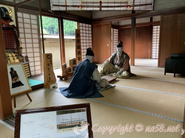 「一乗谷復原町並」(福井県福井市)中級武士の屋敷