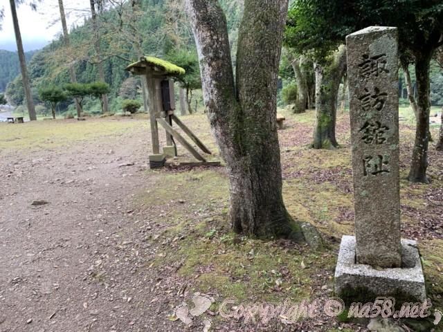 一乗谷朝倉氏遺跡(福井県福井市)「諏訪館跡庭園」