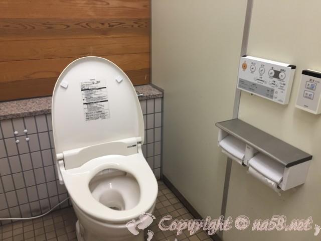 「道の駅さかい」(福井県坂井市)のトイレ(女性用)