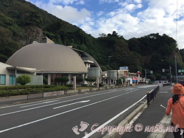 「道の駅越前」(福井県越前市)国道305号の左右にある道の駅
