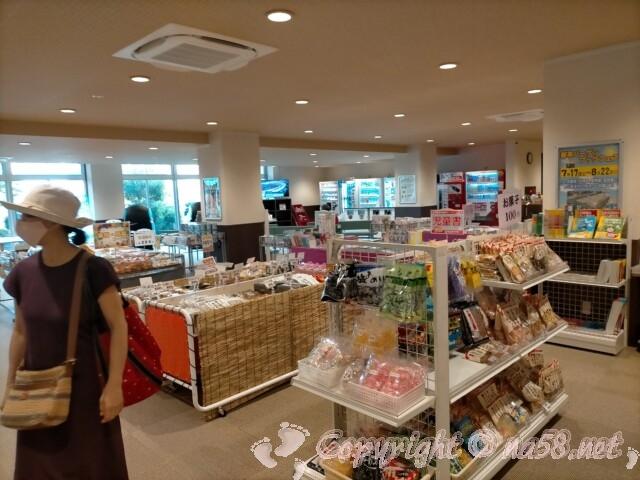 尾張温泉東海センター(蟹江町)物販・お土産