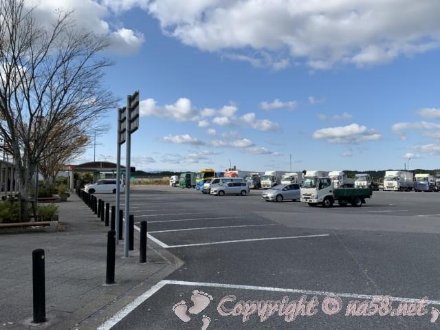 道の駅いが(三重県伊賀市)の駐車場