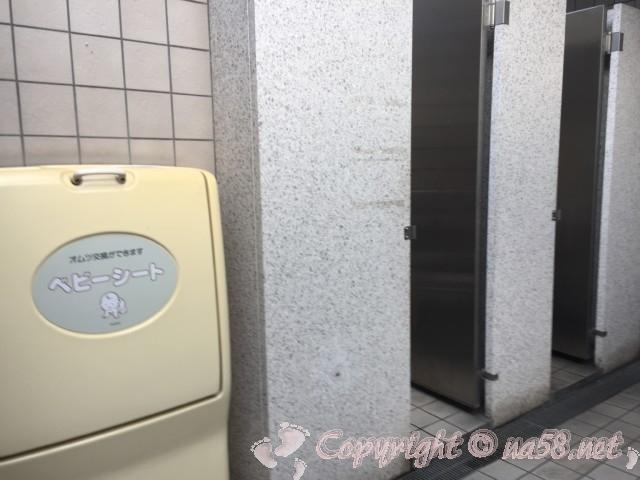 「道の駅 近つ飛鳥の里太子」大阪府太子町 のトイレ(女性用)