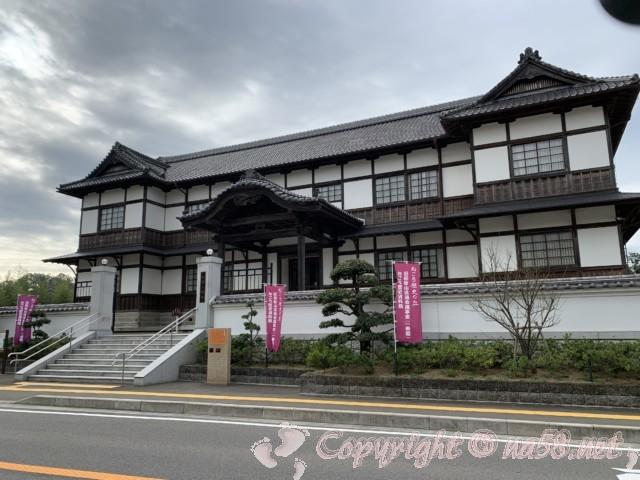 旧和歌山県議会議事堂」和歌山県岩出市根来 全景