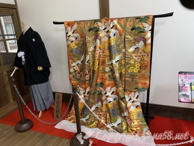 旧和歌山県議会議事堂」和歌山県岩出市根来 結婚式場、コンサート会場などにも利用